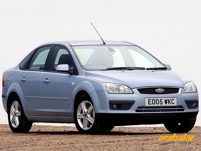 2005 Ford Focus Sedan 1.6 Collection Otomatik