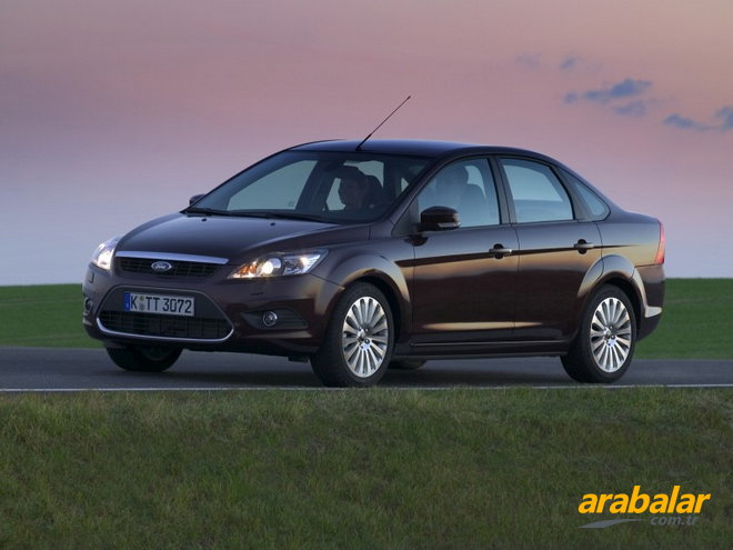2008 Ford Focus Sedan 1.8 TDCI Collection