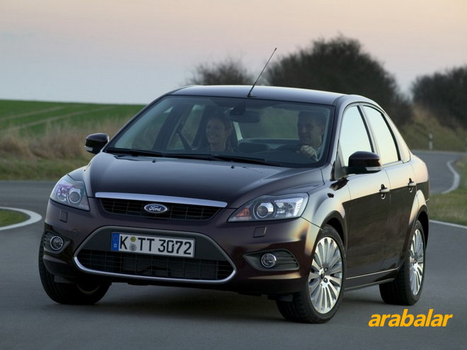 2011 Ford Focus Sedan 1.6 Ti-VCT Comfort