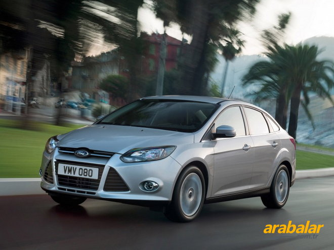 2012 Ford Focus Sedan 1 6 Tdci Trend Arabalar Com Tr
