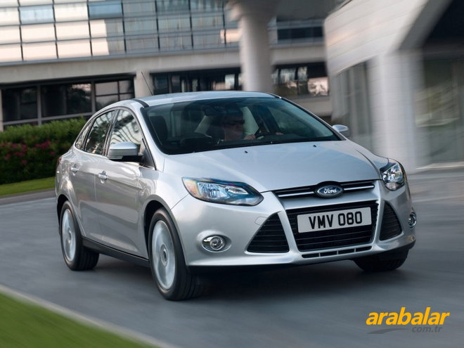 2014 Ford Focus Sedan 1.6 Ti-VCT Trend