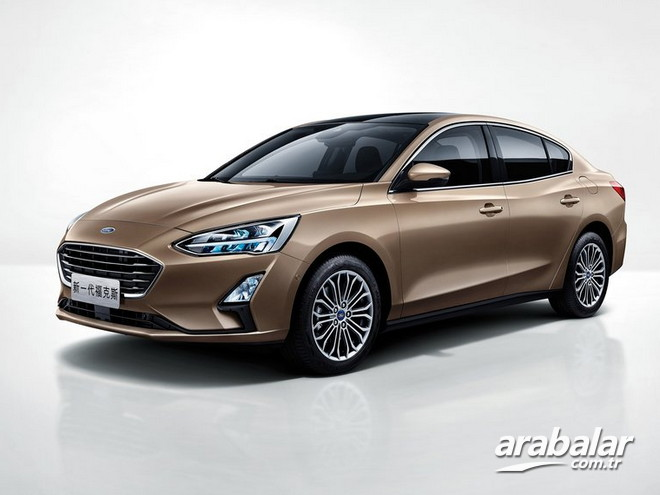 2018 Ford Focus Yeni 1.5 Trend X AT