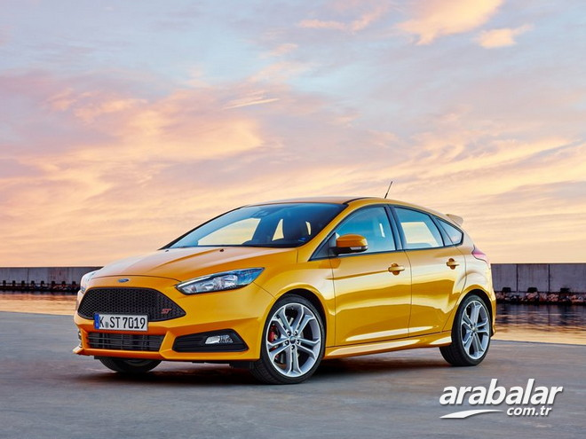2017 Ford Focus HB 1.6 ST-Line