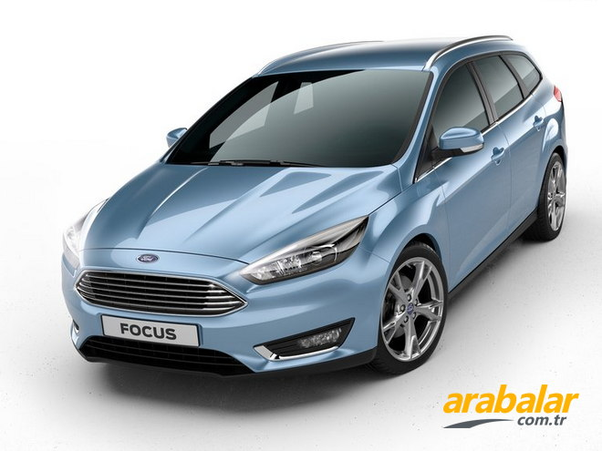 2015 Ford Focus SW 1.5 TDCi Trend X Powershift