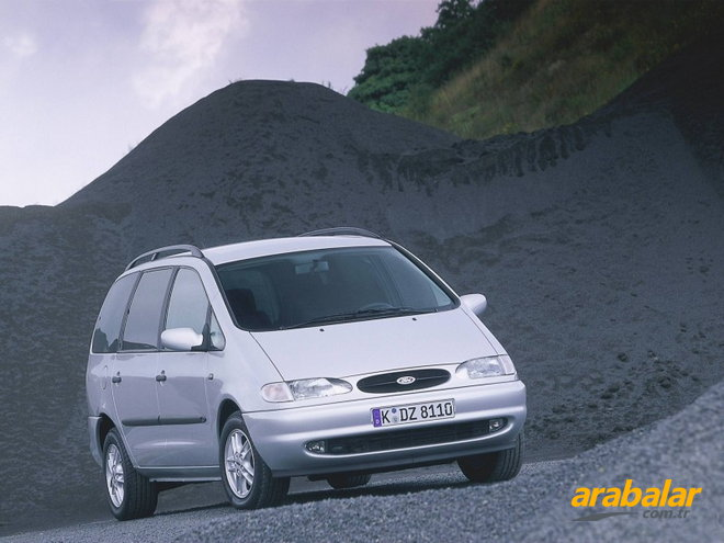 1997 Ford Galaxy 1.9 TDi