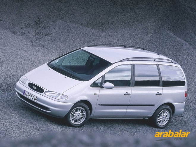 2000 Ford Galaxy 1.9 TDi 110 PS