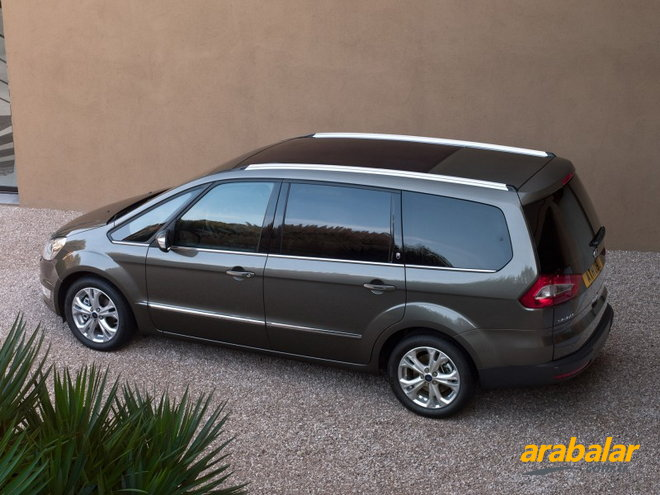 2010 Ford Galaxy 1.6 Titanium