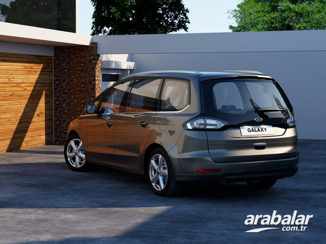2016 Ford Galaxy 2.0 TDCi Titanium Powershift