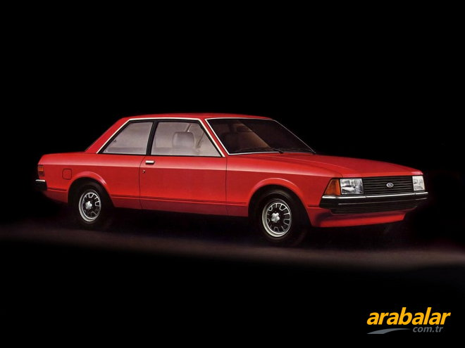1980 Ford Granada 2.0 L Coupe