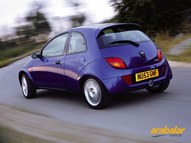 2005 Ford Ka 1.3 Collection