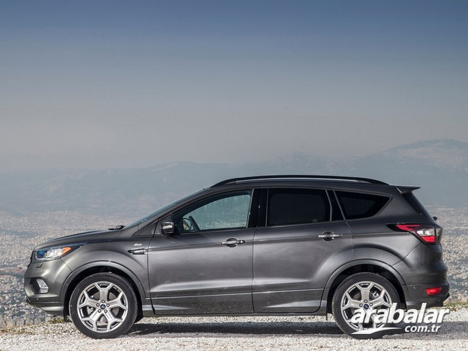 2018 Ford Kuga 1.5 Style AT