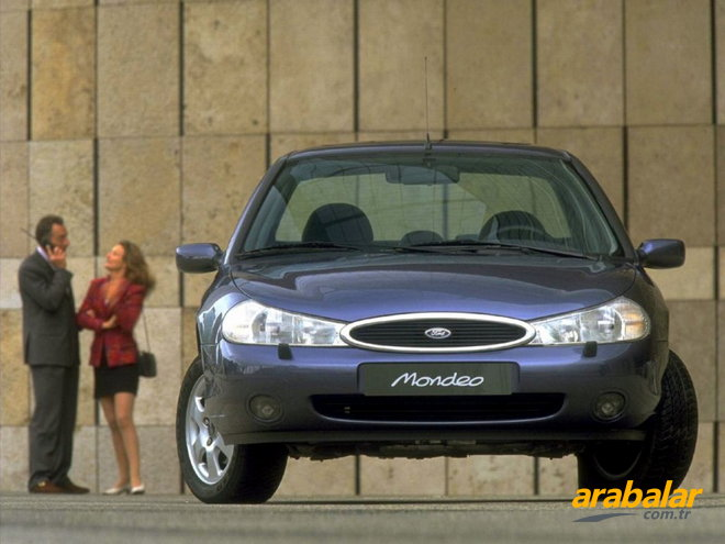 2000 Ford Mondeo 2.0