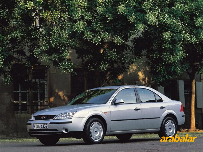 2003 Ford Mondeo 2.0 TDCI Trend