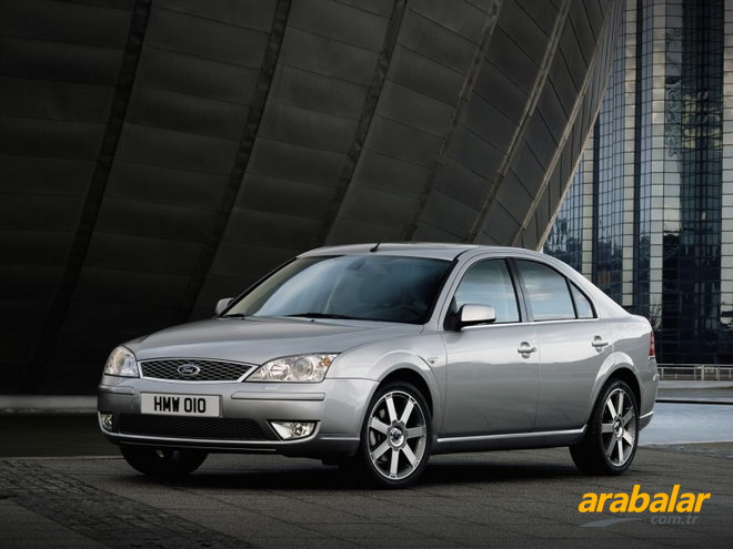 2006 Ford Mondeo 2.0 TDCI Trend