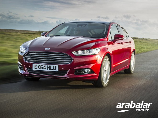 2016 Ford Mondeo 2.0 TDCi Style AT