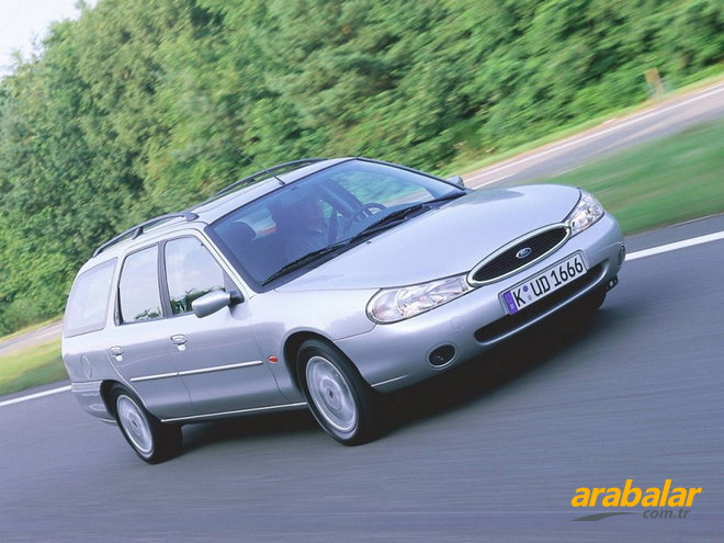 2000 Ford Mondeo SW 1.8 Ambiente