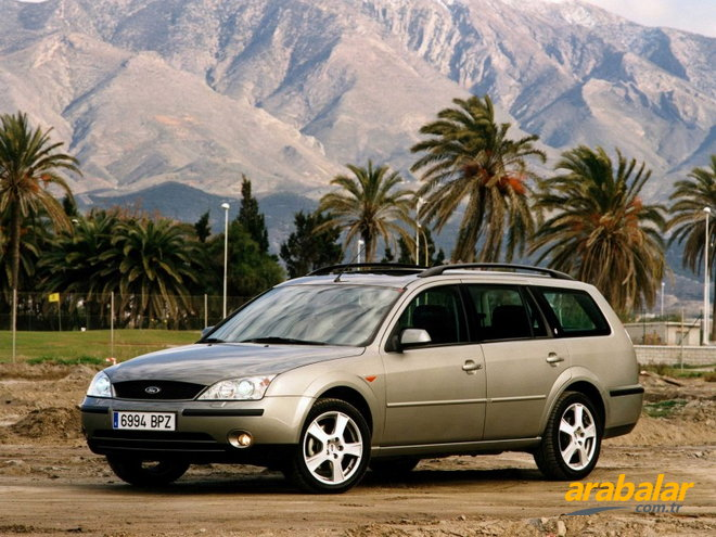2003 Ford Mondeo SW 2.0