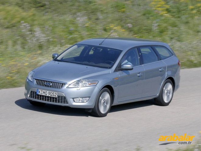 2010 Ford Mondeo SW 2.0 EcoBoost Selective Powershift