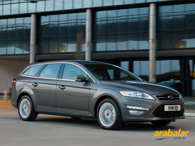 2011 Ford Mondeo SW 1.6 EcoBoost Selective Powershift