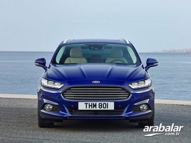 2016 Ford Mondeo SW 1.5 Titanium AT