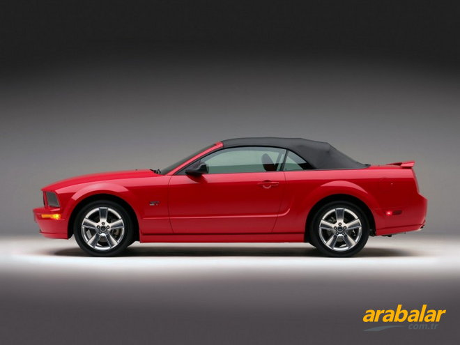 2006 Ford Mustang 4.6 Gt Convertible
