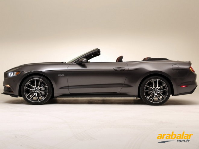 2014 Ford Mustang 4.6 Gt Convertible