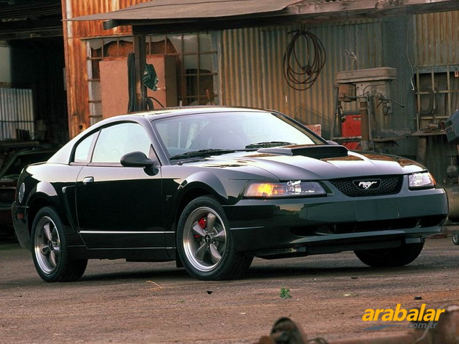 2000 Ford Mustang 4.6 GT V8