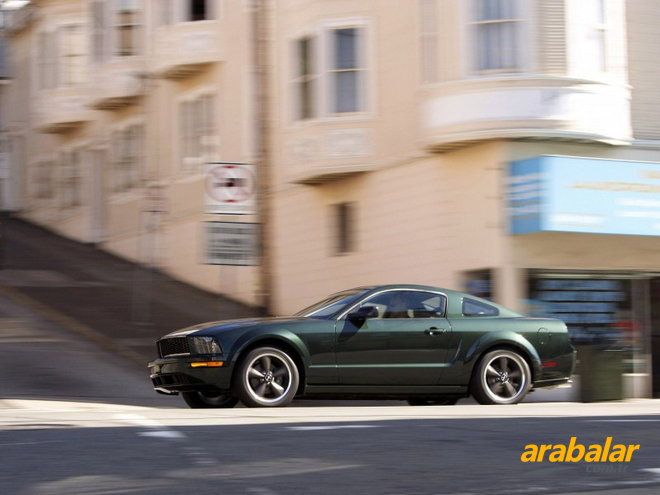 2005 Ford Mustang 4.6 GT