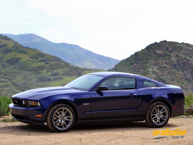 2009 Ford Mustang 4.6 GT