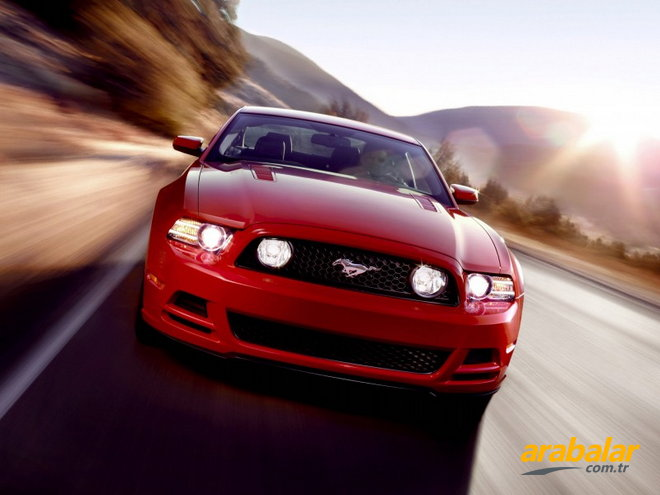 2013 Ford Mustang 4.6 GT