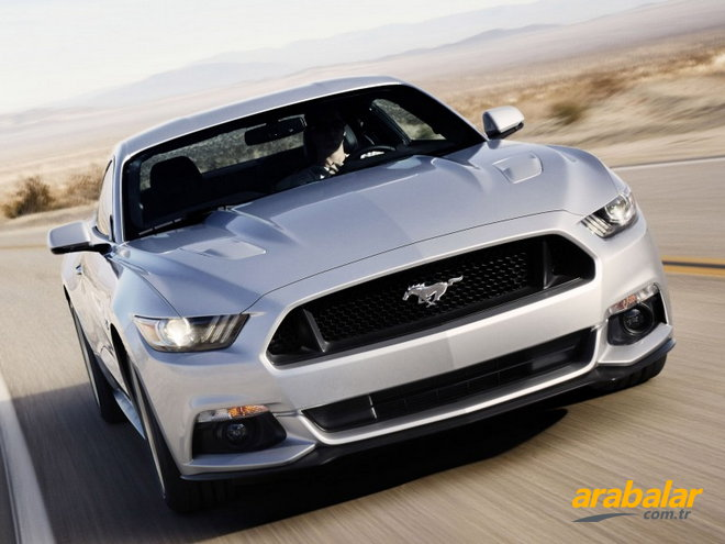 2014 Ford Mustang 4.6 GT