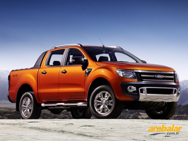 2015 Ford Ranger 2.2 XLT 4x4 AT