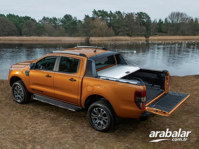 2020 Ford Ranger 2.0 EcoBlue Wildtrack 4x4 AT
