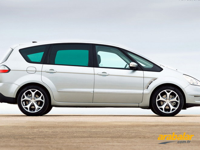 2007 Ford S-Max 2.0 TDCI