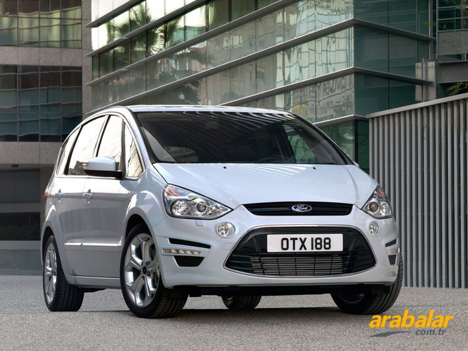 2012 Ford S-Max 2.0 TDCI Powershift