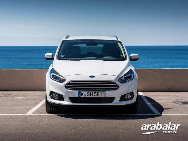 2018 Ford S-Max 2.0 TDCi Titanium Powershift