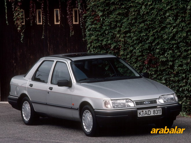 1990 Ford Sierra Sedan 2.0 CLX 125 HP