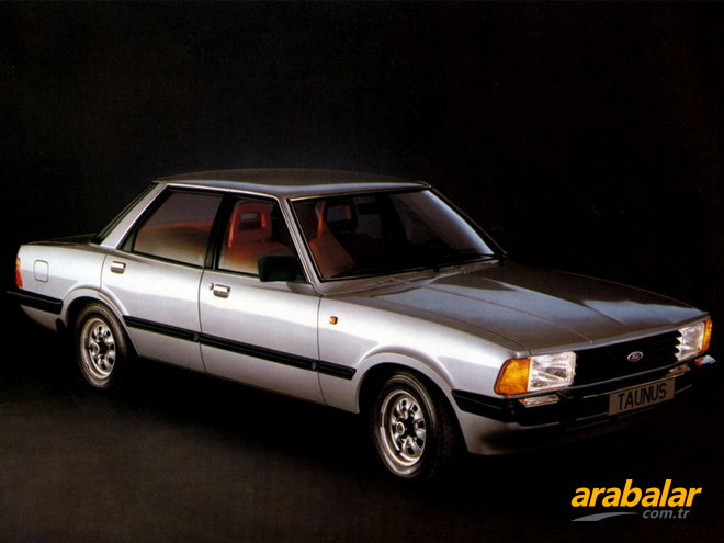 1988 Ford Taunus 1.6 GT