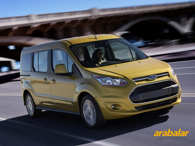 2014 Ford Tourneo Connect 1.8 TDCI SWB