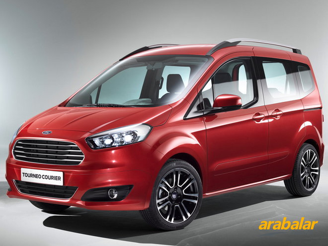 2014 Ford Tourneo Courier 1.6 TDCi Titanium Plus