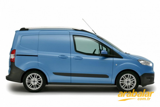 2016 Ford Transit Courier Van 1.5 TDCi Trend