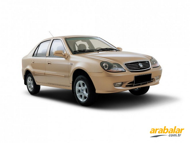 2010 Geely Echo 1.3 Basic