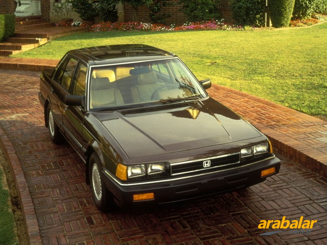 1989 Honda Accord 2.2 EXi