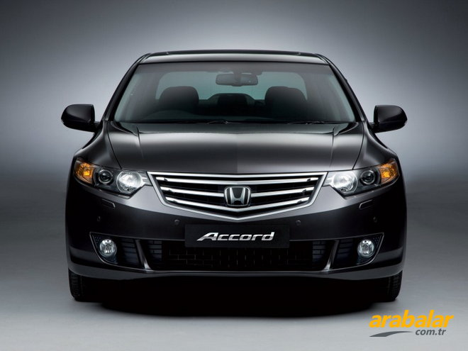 2011 Honda Accord 2.0 Executive