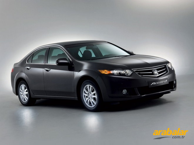 2015 Honda Accord 2.0 Executive AT