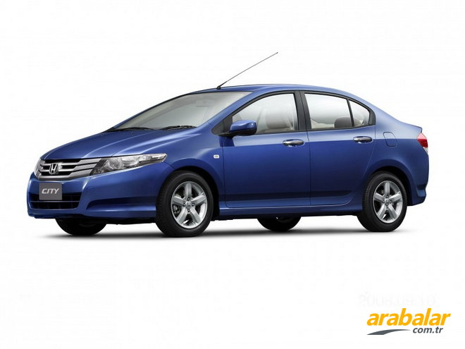 2011 Honda City 1.4 LS