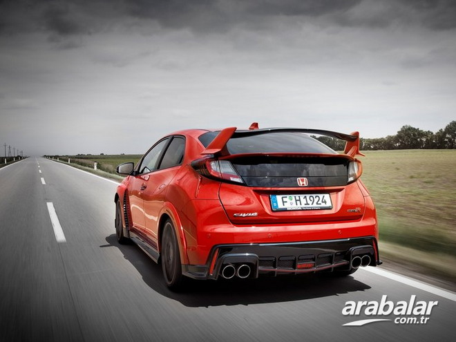 2015 Honda Civic Type-R 2.0 Turbo i-VTEC