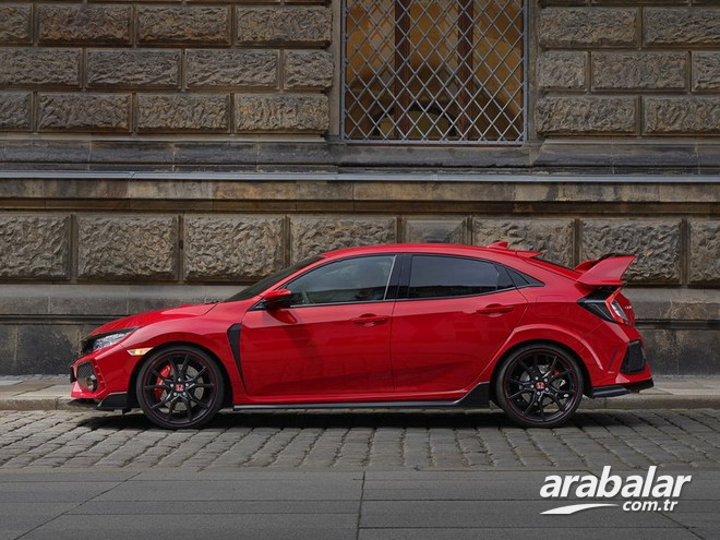 2017 Honda Civic Type-R 2.0 GT