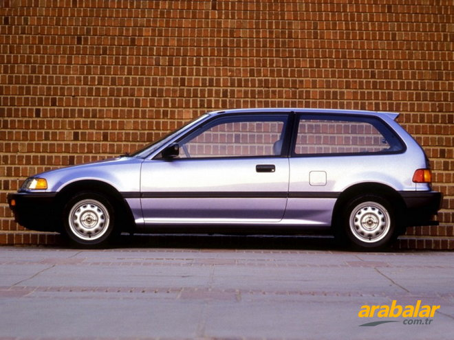 1990 Honda Civic 3K 1.4i
