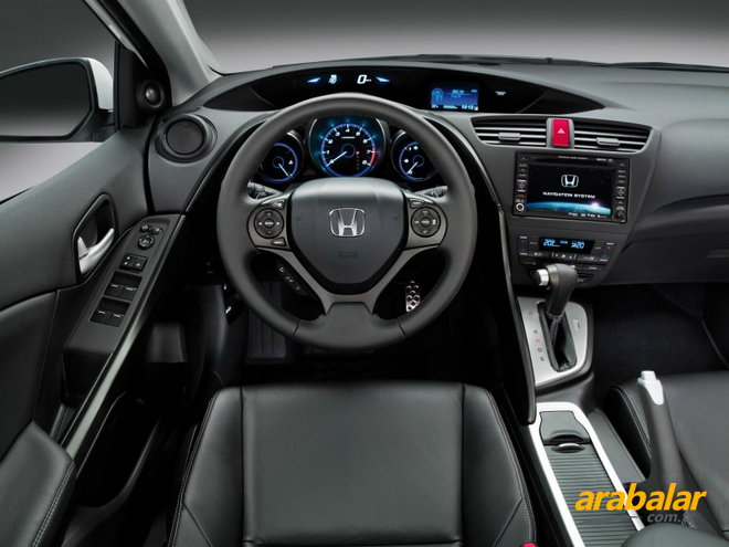 2013 Honda Civic 1.4 Sport i-Shift